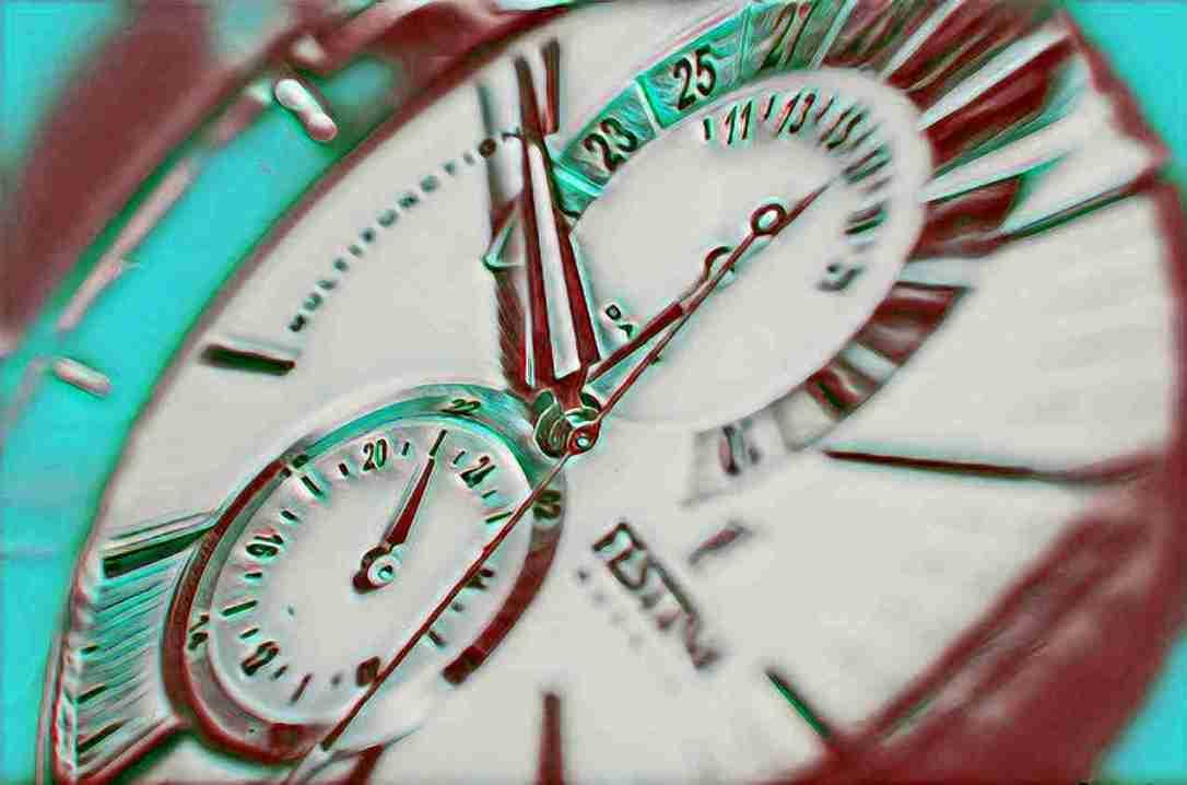Gestión del Tiempo... fundamental, porque sólo tenemos 1.440 minutos al día... Y, segundo que pasa, segundo que no vuelve...